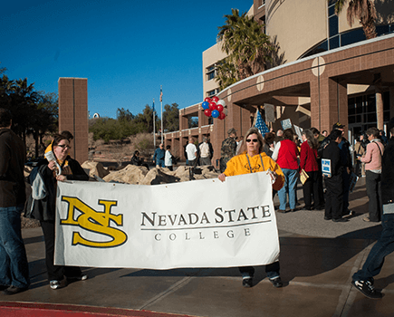 Nevada State College grand opening
