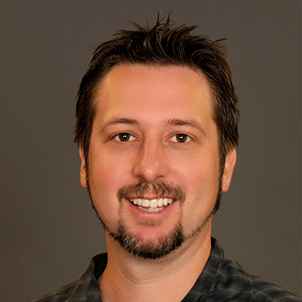 Headshot of NSC Professor, Bryan Sigel