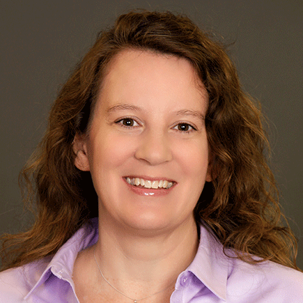 Headshot of NSC Environmental Science Professor, Dr. Jennifer Edmunds