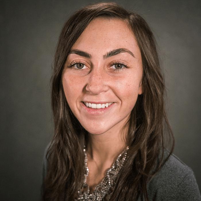 Headshot of NSC Employee, Briana Patkin