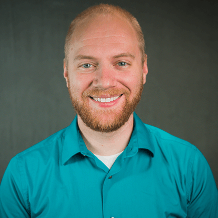 Headshot of NSC Employee, Andrew Evanski