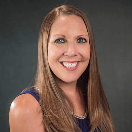 Headshot of NSC Professor, Dr. Amber Howerton