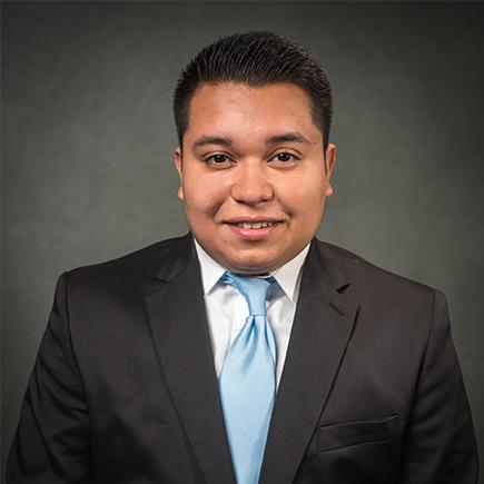 Headshot of NSC Employee, Vincent Nava