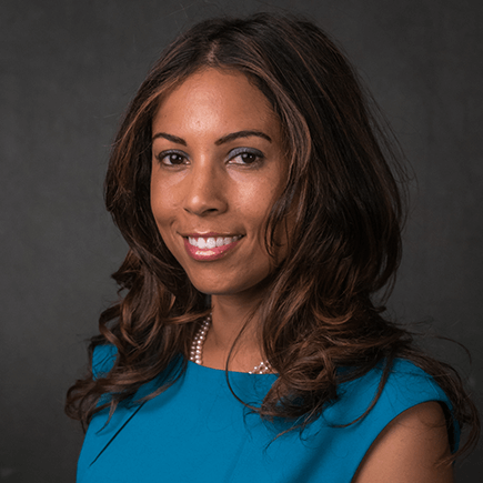 Headshot of NSC Communications Professor, Dr. Jasmine Phillips