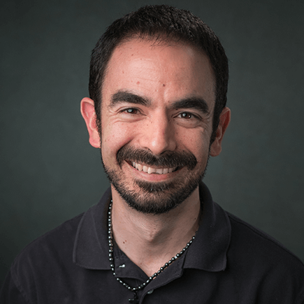 Headshot of NSC Professor, Nate Silva