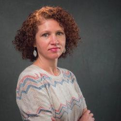 Headshot of NSC Employee, Gwen Sharp