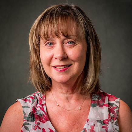Headshot of Nevada State College Staff, Sharon Jones
