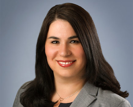 Headshot of Amber Lopez Lasater, Nevada State College Chief of Staff