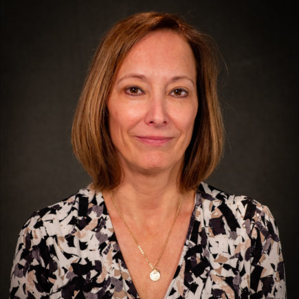 Headshot of Sociology professor, Dr. Darlene Haff