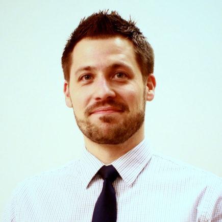 Headshot of NSC Employee, Dr. Jonathan Dunning
