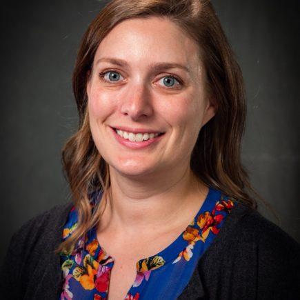 Headshot of NSC Employee, Kayla Bieser