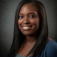 Headshot of NSC Employee, Alesha Allen