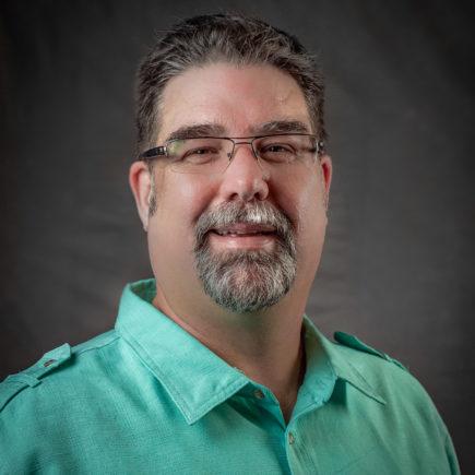 Headshot of NSC Employee, Clark Pearson