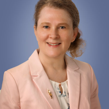 Headshot of NSC Employee, June Eastridge