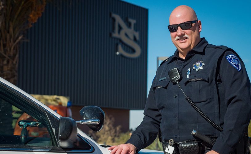 Picture of Campus Police Officer
