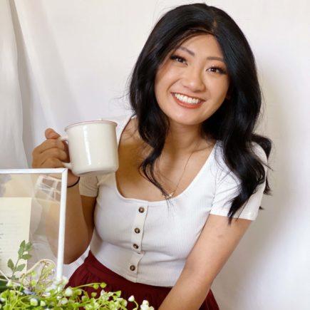 Portrait of Mi Bui