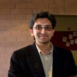 Portrait of Sandip Thanki